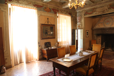 Bed And Breakfast Palazzo Tornielli